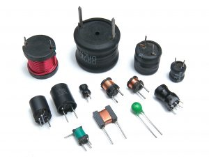 Inductors, Chokes & Coils